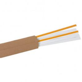 "3/4"" x 36"" Slip- Strip™  Label  Holder  Strips"