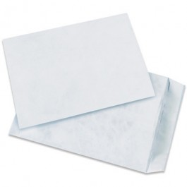 "18"" x 23""  White Flat  Tyvek®  Envelopes"