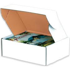 Outside Tuck Corrugated Mailers